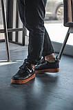 Чоловічі кросівки Nike Air Force Utility Black/Gum, фото 3