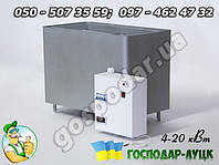 Каменка электрическая ДНИПРО с электронным блоком управления