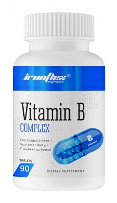 Витамины IronFlex - Vitamin B Complex (90 таблеток)