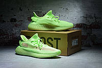 Мужские кроссовки Adidas Yeezy Boost 350 Glow Реплика
