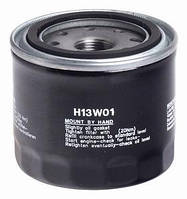 Фильтр масляный KIA CARENS, HENGST H13W01