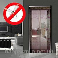Антимоскитная дверная сетка оптом на магнитах без коробки