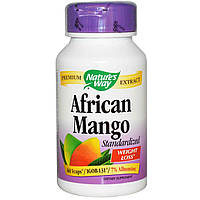 Африканский манго Nature's Way 150 мг 60 капсул