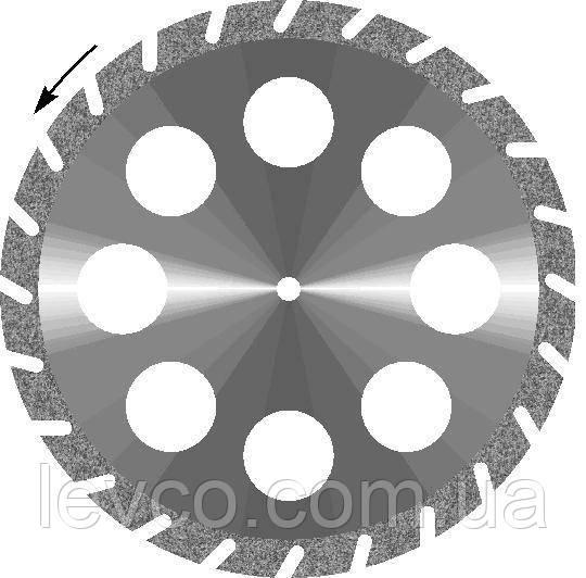 Алмазные диски для разрезания гипса,ДИСКИ АЛМАЗНІ ВЕЛИКІ ДЛЯ РОЗРІЗАННЯ ГІПСУ