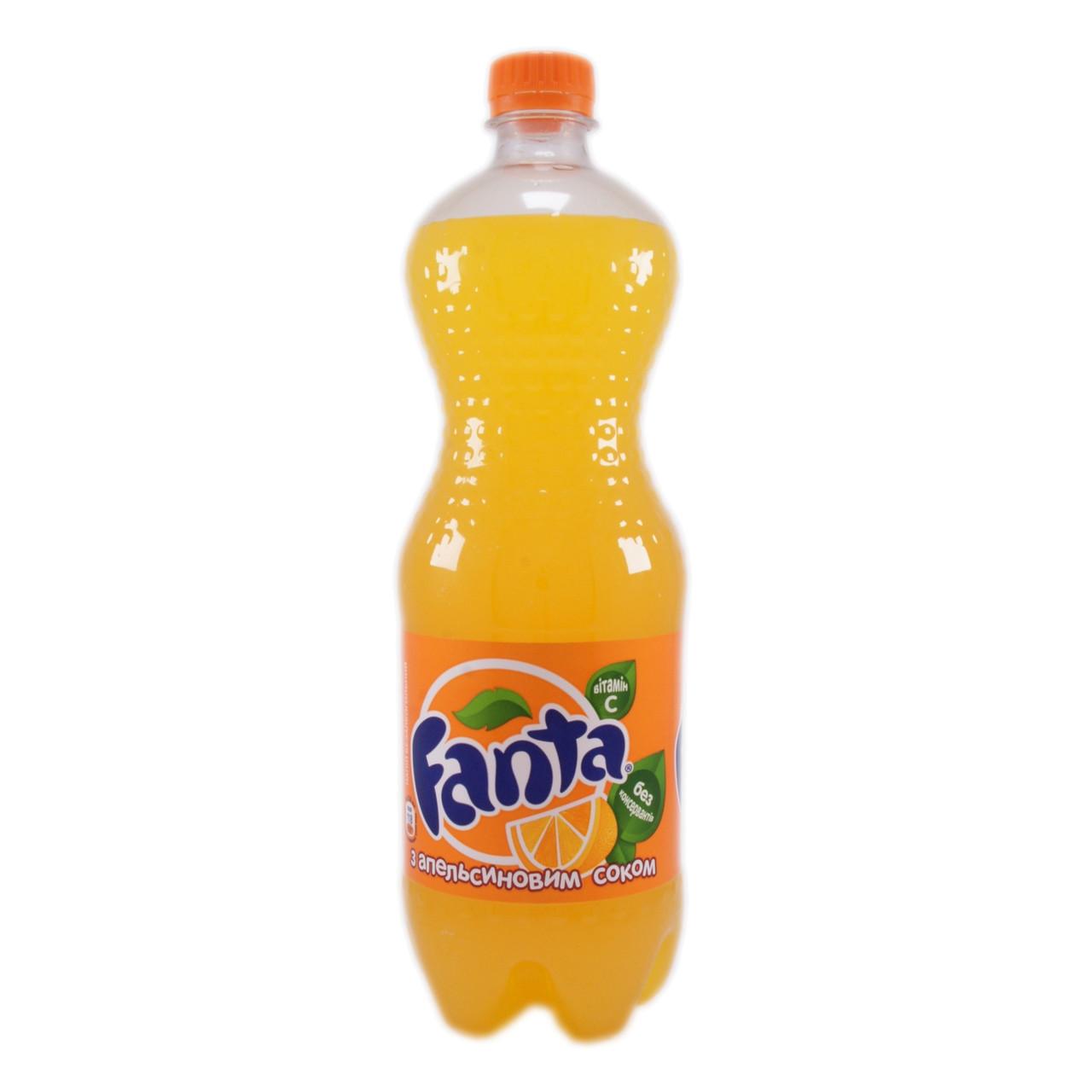 Напиток Fanta Апельсин 1л