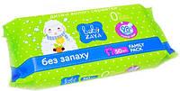 Влажные салфетки Baby Zaya Без запаха 50 шт