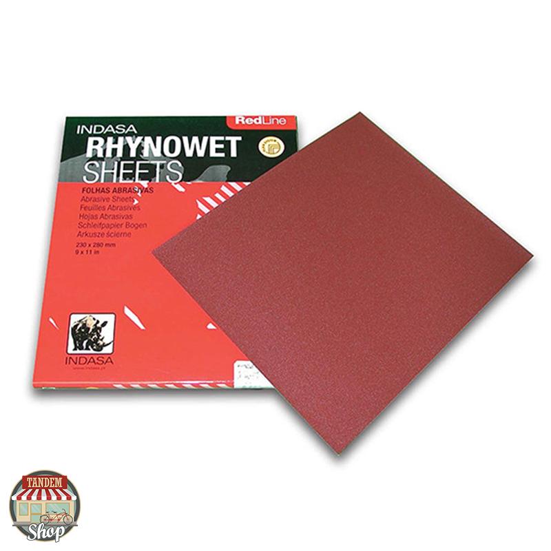 Лист абразивный Indasa Rhynowet Redline 280x230 мм