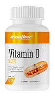 Витамин IronFlex - Vitamin D 2000 (90 таблеток)