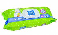 Влажные салфетки Baby Zaya Без запаха 84 шт