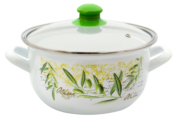 Каструля INFINITY Olive промо (2.3 л) 18 см