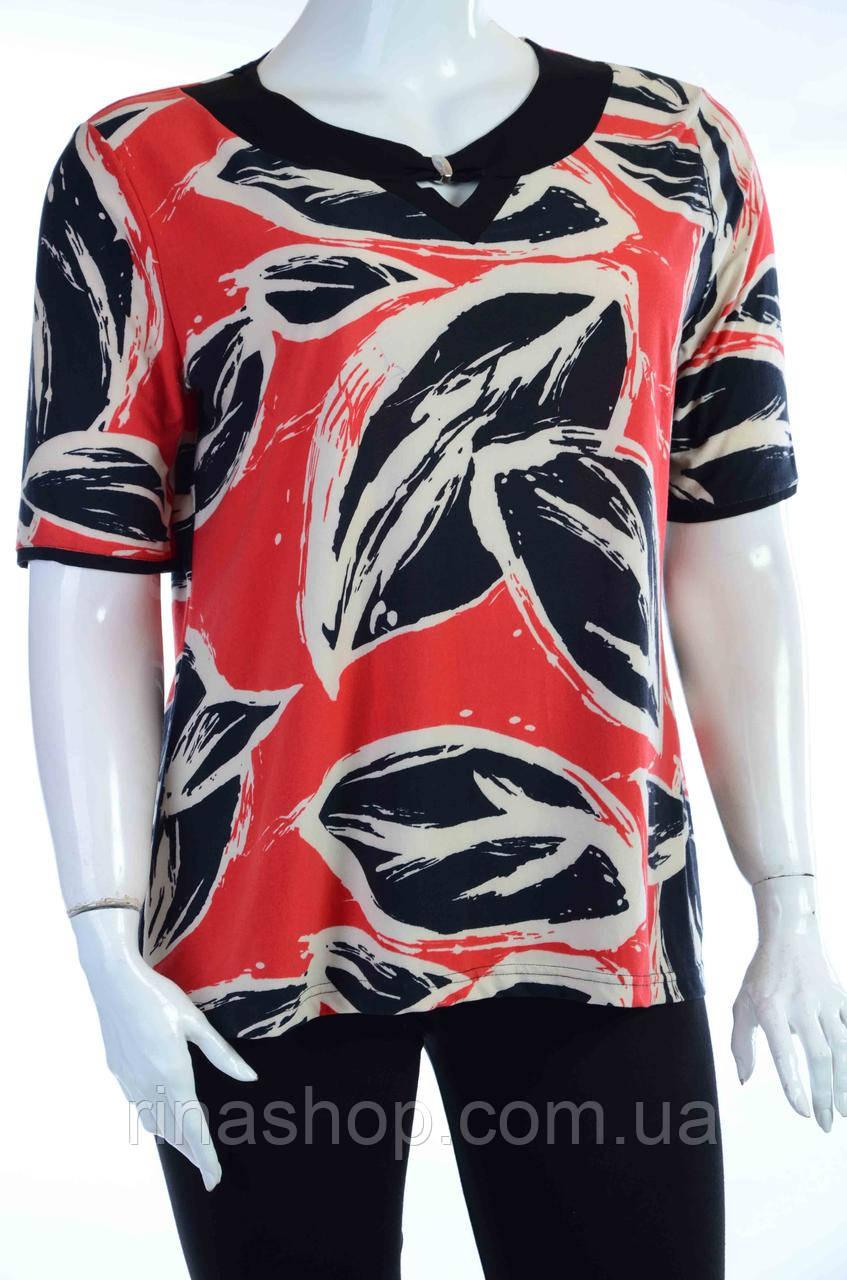 Женская футболка F0671