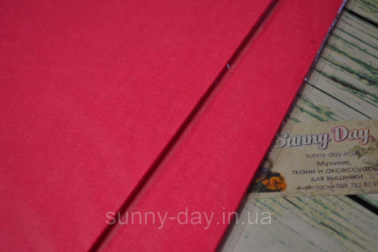 Коврик для бисера, цвет - ярко розовый
