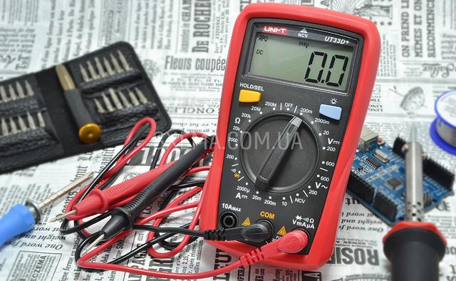 Цифровой мультиметр Uni-T