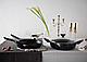 Сковорода TVS DECO 20 см, классическая, фото 3