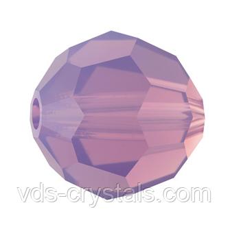 Хрустальные бусины Swarovski 5000 Cyclamen Opal