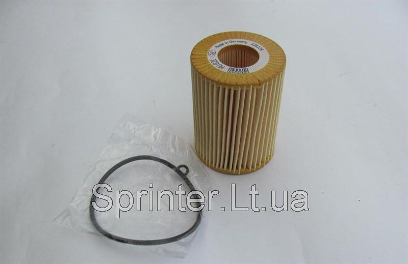 Фильтр масляный MB Sprinter 3.0CDI 06-, OM642 MANN FILTER HU821 x