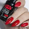Гель-лак PNB 067 Tango алый с красным микроблеском 8мл., фото 2