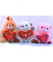 Мягкие игрушки (медведь,заяц) 12293