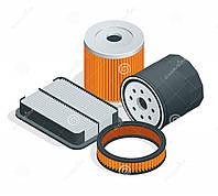 Комплект фильтров (масляный+воздушный+топливный+салона) Hyundai Accent RB: 1.6CRDi D4FD
