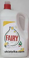 """Средство для мытья посуды """"Fairy Professional"""" лимон 5л, фото 1"""