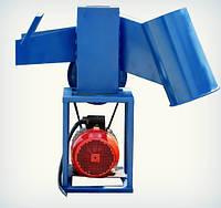Дровокол (подрібнювач гілок під ел. двигун з шківом без конуса, одностороння заточка ножів), фото 1