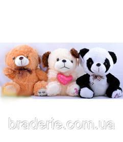Мягкие игрушки (панда,медведь,собака) 4819