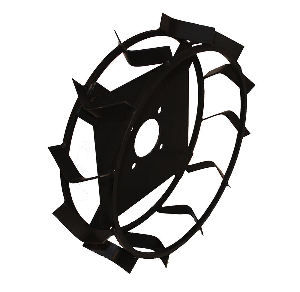 Колеса з грунтозачепами Ø450 × 110 (без втулки),