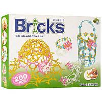 "Конструктор ""Bricks"" JH 8804 А  (200 деталей)"