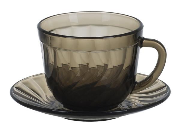 Сервиз чайный LUMINARC ОКЕАН ЭКЛИПС, 12 предметов