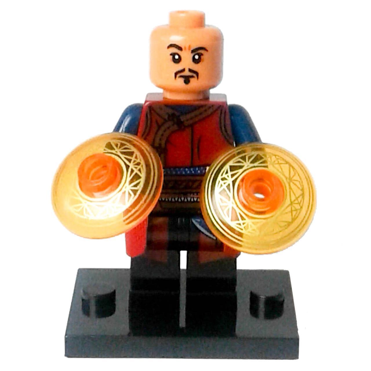 Вонг Супергерой Марвел Мстители Аналог лего