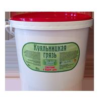 Куяльницкая грязь ведро 8.4кг