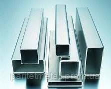 Трубы н/ж прямоугольные AISI 304