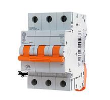 Автоматический выключатель General Electric Domus 6 kA 3P, C