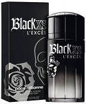 Paco Rabanne Black XS L'Exces туалетная вода 100 ml. (Пако Рабанна Блэк Икс Эс Л' Эксес), фото 1