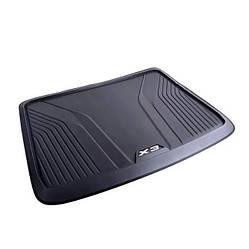 Оригинальный коврик багажного отделения BMW X3 (G01) (51472450516)