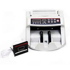 Счетная машинка для купюр Bill Counter H5388 LED, фото 2
