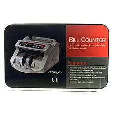 Счетная машинка для купюр Bill Counter H5388 LED, фото 3