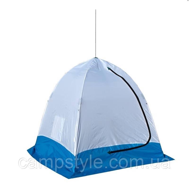 палатки для рыбалки стэк