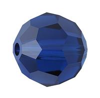 Намистини з натурального каменю Swarovski 5000 Dark Indigo
