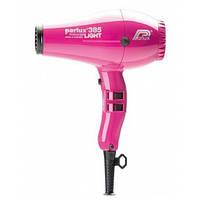 "Фен ""Parlux"" 385 Ceramic & Ionic Power Light 2150W, розовый"