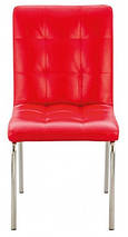 Обеденный стул RALPH chrome (BOX-2) ТМ Новый Стиль, фото 3