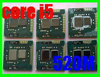 Процессор Core i5 (520m) для ноутбука
