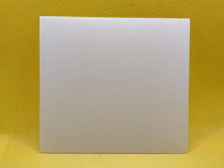 Стекло защитное, поликарбонатное (прозрачное, 114х133, 1,0мм)