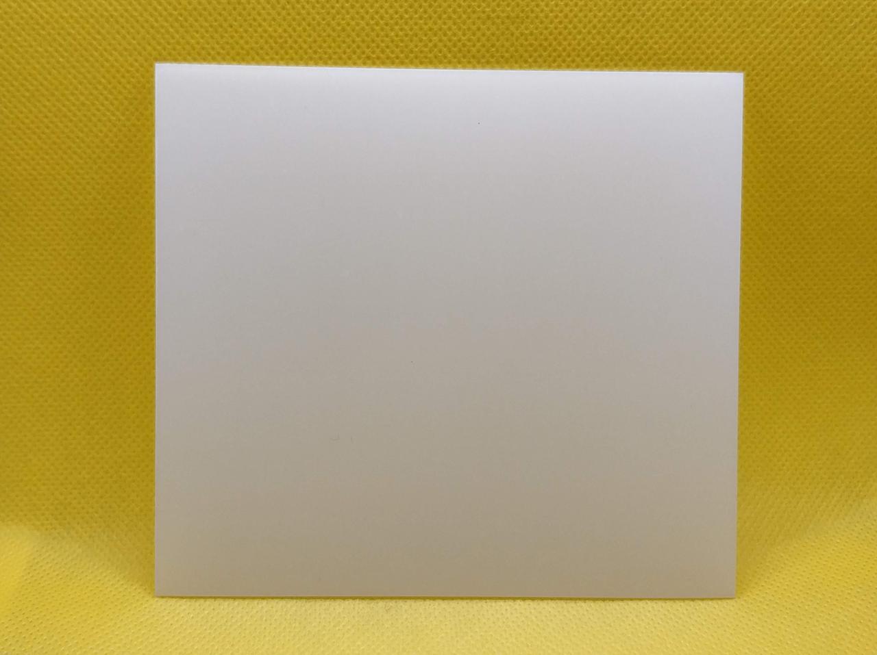 Стекло защитное, поликарбонатное (прозрачное, 107х118, 1,0мм) для Binzel
