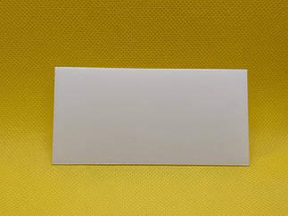 Стекло защитное, поликарбонатное (прозрачное,  50х102, 1,0мм)