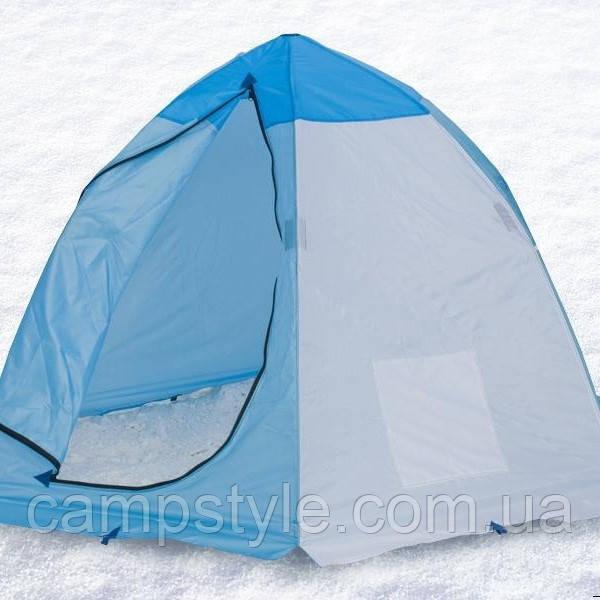 Двухместная палатка для зимней рыбалки СТЭК Classic 2