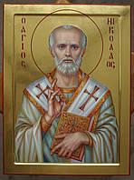 Икона Святого Николая Мирликийского Чудотворца.