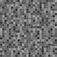 Мериленд Плитка пол черн 400х400 2с