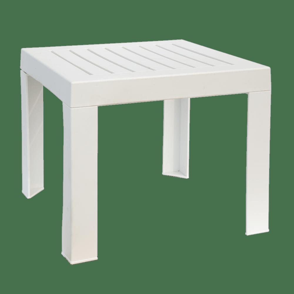 Столик для шезлонга Papatya SUDA  (белый)