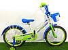 """Детский велосипед для девочек Crosser Happy 20"""", фото 2"""